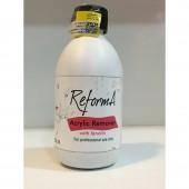 پاک کننده کاشت ناخن ( پاک کننده اکلیریک ) ریفورما acrylic remover 125ml ReformA