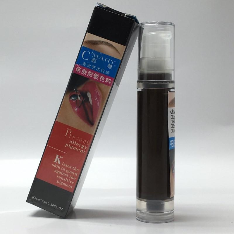 رنگ تاتو سیماری دیپ کافی یا قهوهای تیره