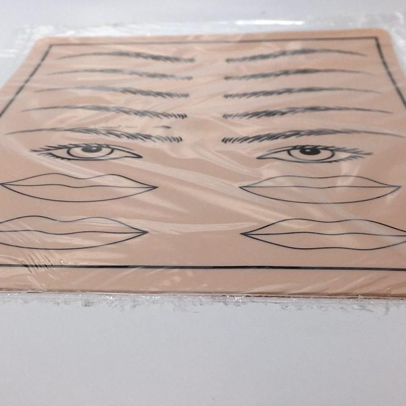 پوست مصنوعی تاتو معمولی نازک