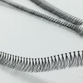 مژه تک نواری ریسه ای متوسط 10mm دست ساز - EYE LASH