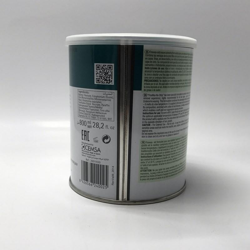 موم کنسروی فاین وکس بیوتی ایمیج - fine wax BEAUTY IMAGE