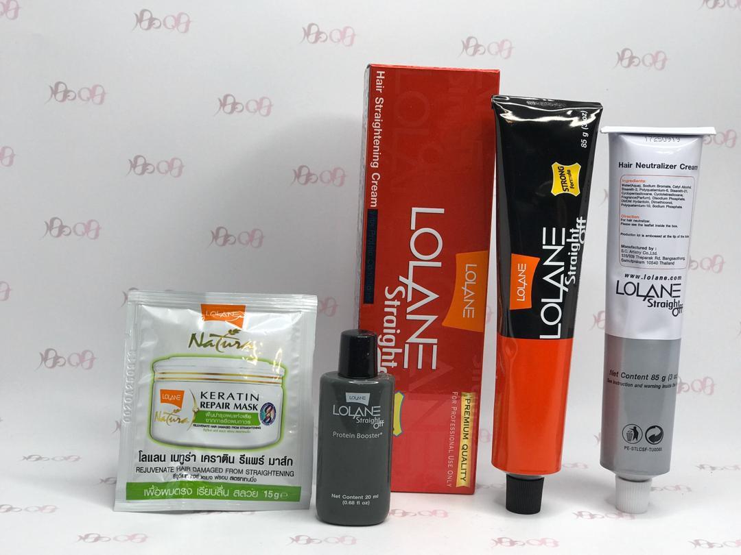 کرم صاف کننده لولان( قوی ) محصولات - LOLANE