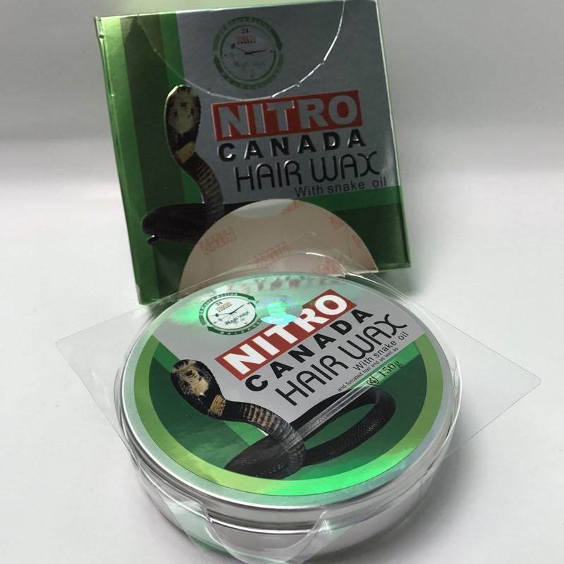 واکس موی روغن مار نیترو - Hair Wax NITRO