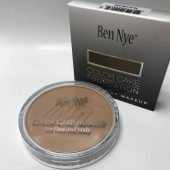 فن خشک 32 بن نای - color cake foundation Ben Nye