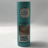 اسپری رنگ مو بلوند روشن مجیک ریتاچ لورال - loreal