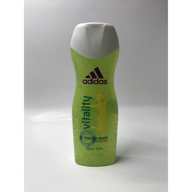 شامپو بدن زنانه نچرال وایتلیتی آدیداس - Adidas