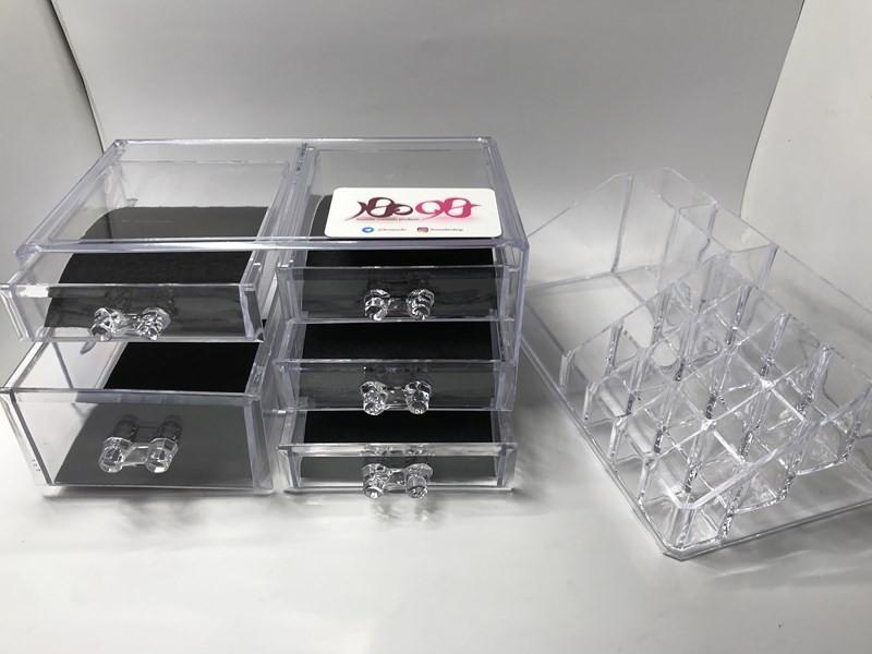 باکس لوازم آرایشی 5 کشو - cosmetic organizer