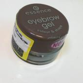 ژل ابرو اسنس با رنگ دانه های قهوه ای01 محصولات - ESSENCE
