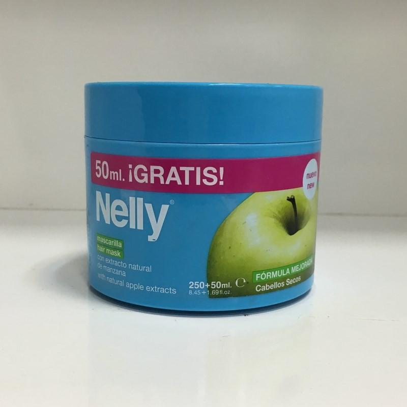 ماسک مو احیا کننده و مغذی نلی 300ml محصولات - NELLY
