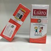 کرم ضد آفتاب کودک با SPF30 بدون پارابن و فیلترهای شیمیایی الارو محصولات - ELLARO