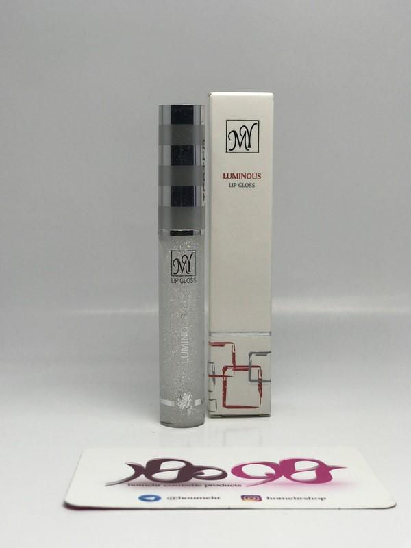 رژ لب مایع اکلیلی مای مدل لومینوس شماره 12 حجم 9 میل - MY Lip Gloss