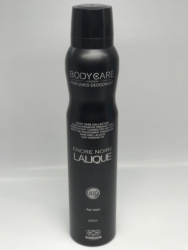 اسپری مردانه بادی کر مدل لالیک حجم 200 میل - Body Care LALIQUE