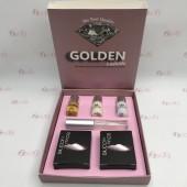پک کامل مواد فر مژه و ابرو گلد دالیز لش - GOLDEN DOLLY'S LASH