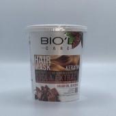 ماسک تغذیه کننده مو بیول با عصاره کاکائو  حجم 500 میل - BIOL