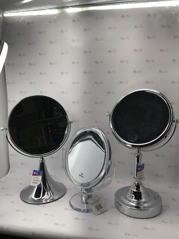 آینه آرایشی پایه دار رومیزی وین کد (M220) - Wian