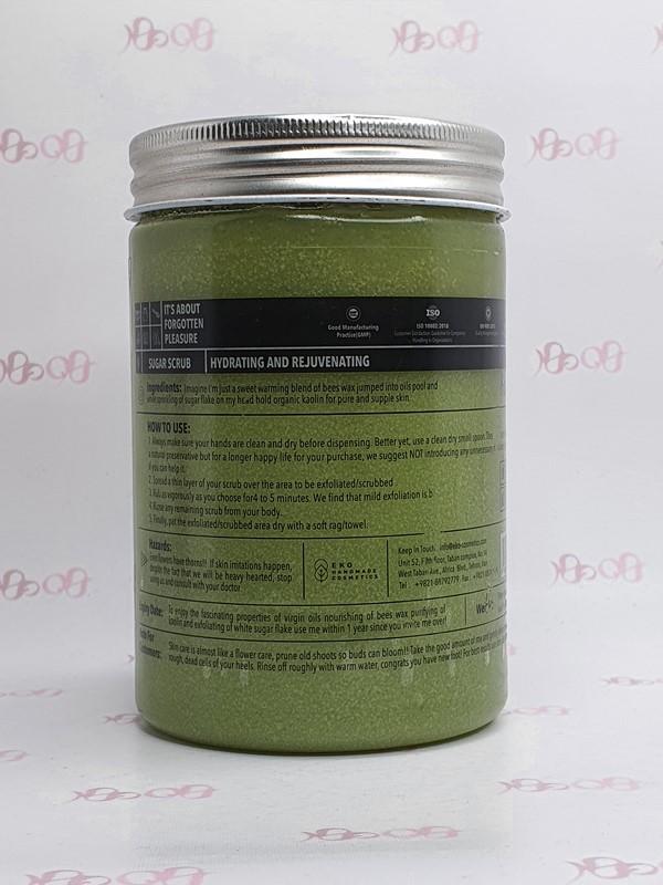 اسکراب شکری سیب سبز جابون حجم 900 گرم - JABON