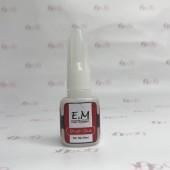 چسب کاشت ناخن ای ام حجم 10 گرم - E.M