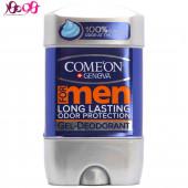 مام دئودورانت خنک کننده ژلی مردانه کامان 75 میل - COMEON